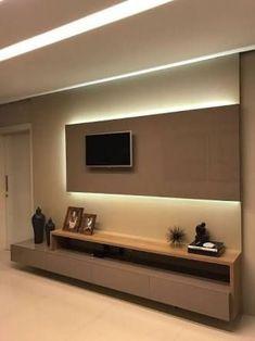 "Video Search Result for ""tv sala breadel"" Wall Unit Designs, Living Room Tv Unit Designs, Tv Wall Design, Tv Stand Modern Design, Tv Stand Designs, Modern Tv Stands, Painel Tv Sala Grande, Tv Wanddekor, Tv Unit Furniture Design"