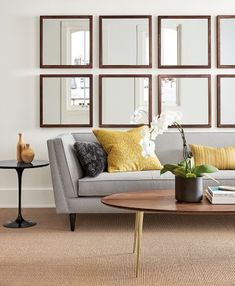 41 Elegant Living Room Design – Home Decor Entryway Furniture, Living Room Furniture, Living Room Decor, Dining Room, Living Room Mirrors, Furniture Stores, Room Kitchen, Kitchen Furniture, Furniture Ideas