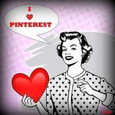 I ♥ PINTEREST - created by eleni
