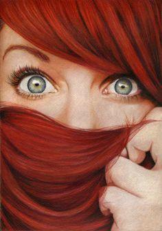 vermelho lindo