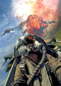 Medal of Honor – Leo K Thorsness, Dave Seeley - aircraft design Jet Fighter Pilot, Air Fighter, Fighter Jets, Airplane Fighter, Fighter Aircraft, Military Jets, Military Aircraft, Military Drawings, Aircraft Painting