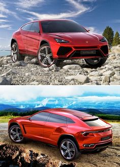 rogeriodemetrio.com: Lamborghini Urus
