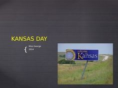 The last half of the presentation provides the history of the symbols and when/why they became symbols of Kansas. For the younger grades, teachers can read this allowed while students create and color the representative image of the symbol. For the older grades, students can jigsaw the information and present to the class. Kansas Day, Teacher Newsletter, Teacher Pay Teachers, Social Studies, Lesson Plans, Teaching Resources, Presentation, Students, Classroom