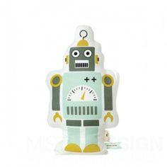Mr. Robot Small Kussen - Ferm Living Mr. Robot Small Kussen - Ferm Living