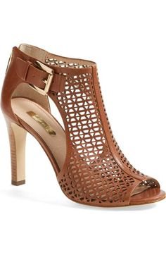 64b8370ba1939 Hot but can t wear a heel that high Tan Heels