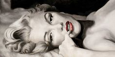 another wicked canvas of marilyn