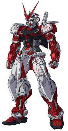 [UPDATE] RG 1/144 Gundam Astray Red Frame: added Box Art, Official Promo Video, Mecha Designs, Info Release http://www.gunjap.net/site/?p=259426