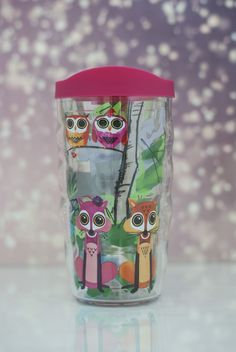 The forest is alive with fanciful woodland creatures on this Tervis tumbler that is fun for kids of all ages. #gifts4all #giftsforkids