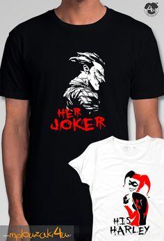 Her joker – His Harley