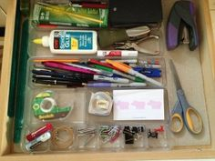 "Challenge #2: The ""Junk"" Drawer"