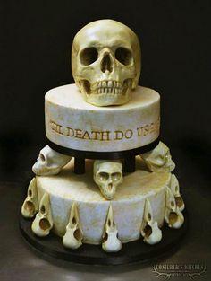 Gateau halloween anniversaire