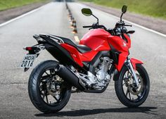 Honda CB 250 Twister 2016