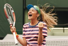Grand Slam: Tennis-Inspired Fashion For Summer