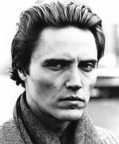 There will always be something about christopher walken