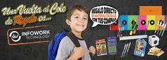Campaña de La Vuelta al Cole en Infowork