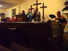 "Redeemed sings ""The Preacher"""