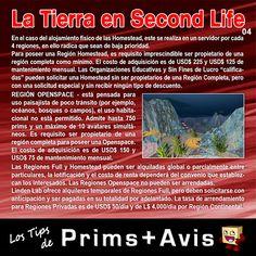AMM Life & Style: AMM NUM 36 - LA TIERRA EN SECOND LIFE 04