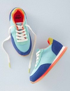Pool Suede Sneakers | MiniBoden