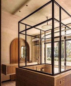 Pierre Jeanneret, Pierre Frey, Kelly Wearstler, Chandigarh, Architectural Digest, Condo, Interior Architecture, Interior Design, Arched Doors