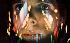 """Keir Dullea em """"2001: A Space Odyssey"""". Veja também: http://semioticas1.blogspot.com.br/2012/09/kubrick-no-metro.html"""