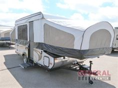 New 2015 Coachmen RV Clipper Camping Trailers 125ST Sport Anniversary Edition Folding Pop-Up Camper at General RV | Birch Run, MI | #112054