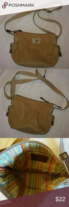 Fossil Shoulder Bag 9 x 7...Preowned... Fossil Bags Shoulder Bags