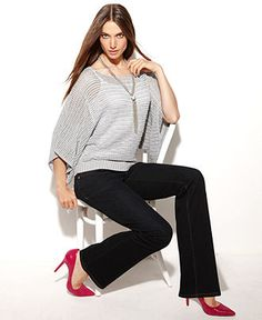 macys.com  web Id: 642363  This would be a great sweater for early spring!