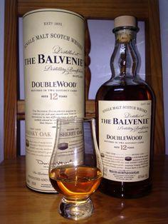 The Balvenie DoubleWood 12YO Single malt Scotch Whiky June 2012