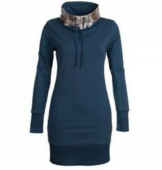 Langer Pulli / Kurzes Kleid -dunkelblau- › DearGoods Onlineshop > Animal Human Ecofriendly > Vegan Fairtrade Bio