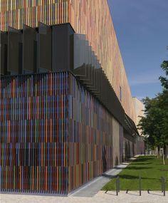 exterior view © Bayerische Staatsgemäldesammlungen, Museum Brandhorst, Munich
