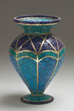 Jacqueline Iskander Mosaics  wow, again.....
