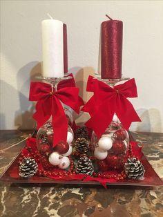 #christmasdecoration #christmascandle