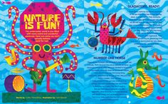 Anorak Under the Sea. http://www.anorakmagazine.com/shop/ Liam Barrett