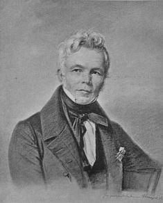 """Karl Friedrich Schinkel (1781-1841) - Een bouwmeester in dienst van de schoonheid - """"Iets wat bruikbaar, nuttig en doelmatig is mooi maken, dat is de opdracht van de architectuur."""""""