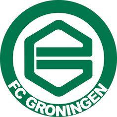 Groningen FC Netherlands Soccer Football Car Bumper Sticker Decal x Utrecht, Fc Groningen, Football Team Logos, Soccer Logo, Soccer Teams, Football Soccer, Sports Logos, Soccer Match, Soccer Kits