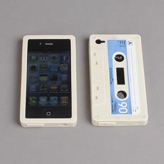 Cassette Tape iPhone Cover
