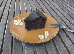 Cocoa Cake (sugar-free, dairy-free)