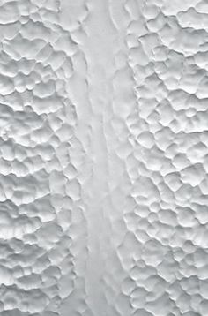 Anna Mlasowsky   Wind (detail), 2013   compressed air, ceramic plaster compound, lacquer