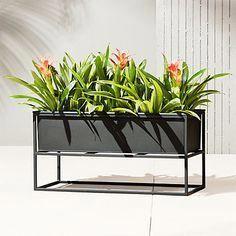 Indoor Planter Box, Balcony Planters, Metal Planter Boxes, Modern Planters, Outdoor Planters, Diy Planters, Flower Planters, Flower Pots, Succulent Planters