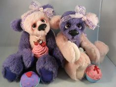 The cupcake twins by Cooper bears