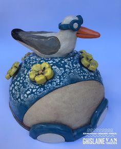 Ceramic Swimmingcap