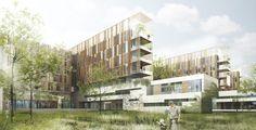 Aalborg University Hospital   AART architects