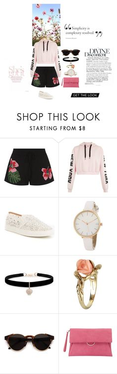 """""""freestyle"""" by justaguyfromfrance ❤ liked on Polyvore featuring Valentino, Antonio Melani, Betsey Johnson, Vintage, RetroSuperFuture and Mint Velvet"""
