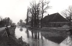 Hoogeveen. Het Alteveer in de buurt waar nu de Trekgatenweg is omstreeks 1961