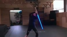 Geek Discover Next fucking level of wielding Light Saber - Star Wars Star Wars Trivia Star Wars Facts Anakin Vs Obi Wan Sabre Laser Star Wars Martial Arts Techniques Video Star Wars Light Saber Nerd Humor The Force Is Strong Star Wars Trivia, Star Wars Meme, Star Wars Facts, Star Wars Vii, Sabre Laser Star Wars, Anim Gif, Beste Gif, Armas Ninja, Martial Arts Techniques