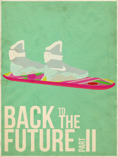 Where is the hover board, I've been waiting for someone to design it for years?!!! Back to the Future Part II