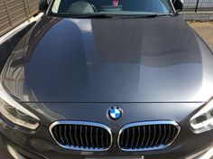 BMW118i 洗車したぞ。