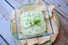Cilantro Lime White Bean Hummus