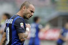 Turk that! Liverpool make late bid to hijack Wesley Sneijder's move to Galatasaray. The Dutch playmaker is stalling on a move to Turkey as he would prefer to play in the Premier League - if anyone can afford him