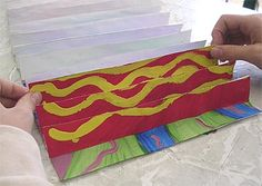 Lesson plan for art making in the manner of Yaacov Agam's Kinetic works.